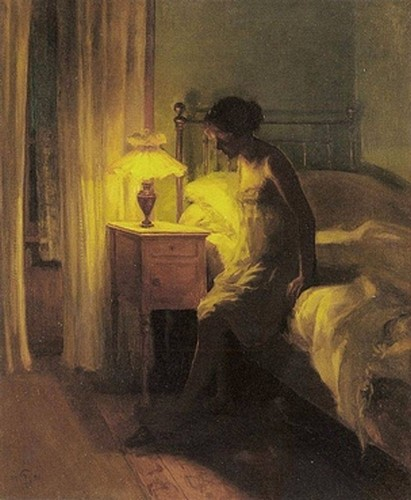 The bedroom - Peter Ilsted