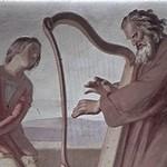 Mignon und der Harfer - Gustav Jäger
