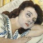 Portrait of Marguerite Sleeping - Henri Matisse