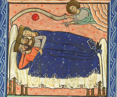 Psalter, Oxford ca. 1200-1220. British Library