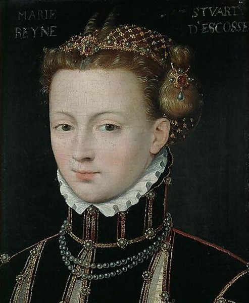 Mary Stuart - (school of) Francis Clouet