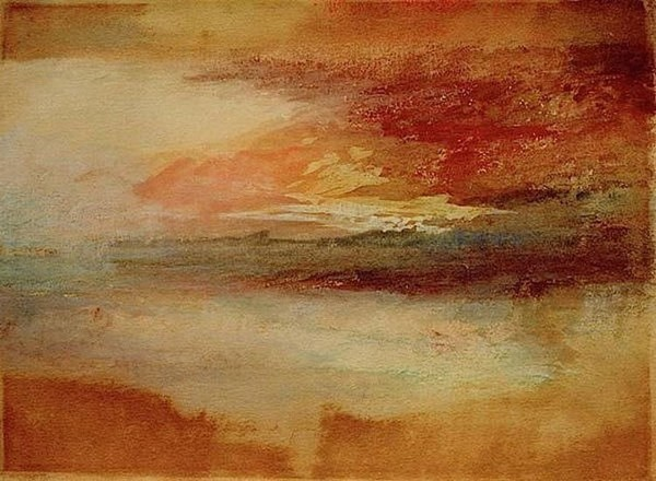 Sonnenuntergang - William Turner