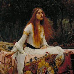 The Lady of Shalott - John William Waterhouse