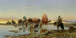 Orientalisme mélodie francesa