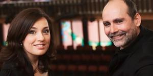 Elena Copons i Francisco Poyato