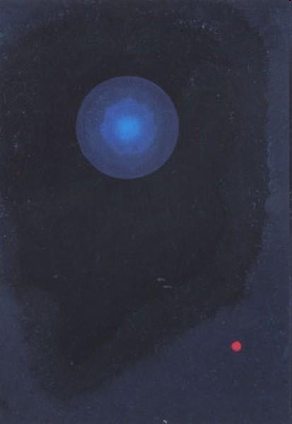 Blue - W. Kandinsky