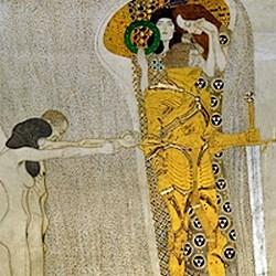El cavaller daurat - G. Klimt