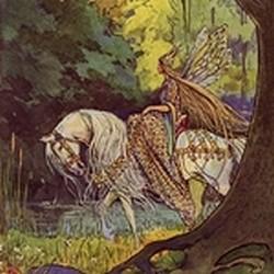 La reina dels elfs - A. von Volborth