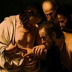 La indredulitat de Sant Tomàs - Caravaggio