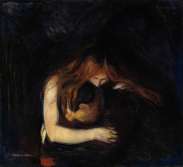 Love and pain - E. Munch