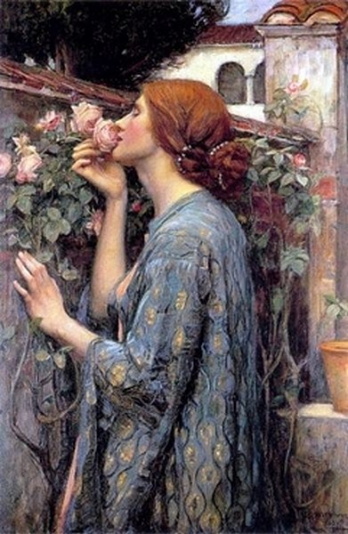 The Soul of the Rose - Waterhouse