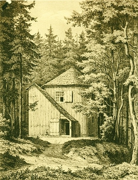 Goethe's cabin