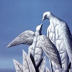 Les graces naturelles - René Magritte