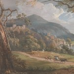 Bridgenorth - Shropsire - Paul Sandby