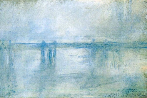 Charing Cross Bridge, London - Claude Monet