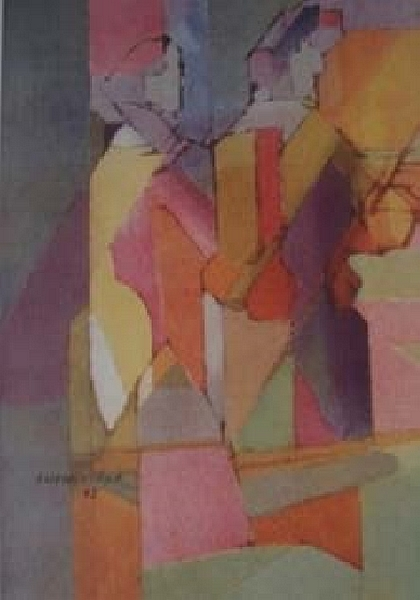 À quatre mains - Jacques Villon