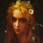 Ophelia - Ernest Hebert