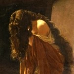 Maddalena - Antonio Ciseri