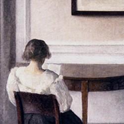 Interior - V. Hammershøi
