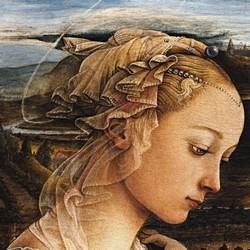 Madonna col Bambino e due angeli - Filippo Lippi