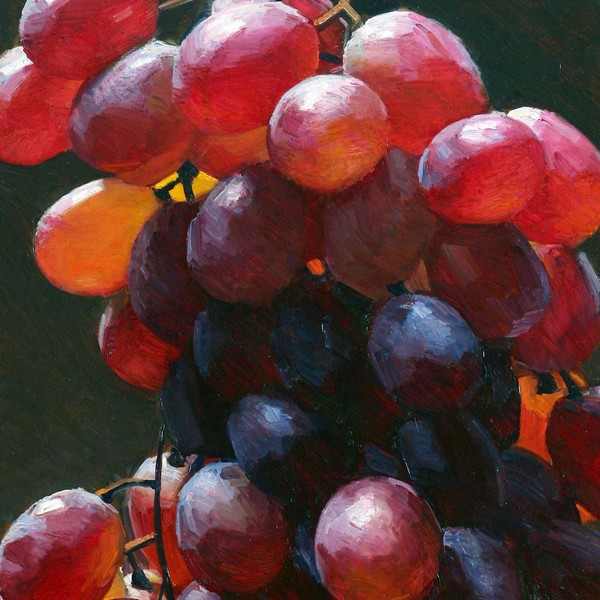 25 Grapes RobertHannaford
