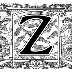 alphabet Eugène Grasset