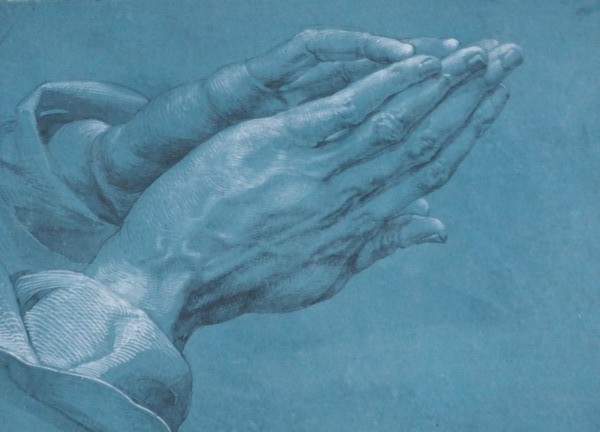 Praying hands - Dürer