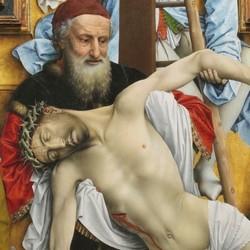 The Descent from the Cross - Rogier van der Weyden