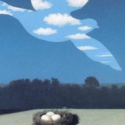 Le retour - René Magritte