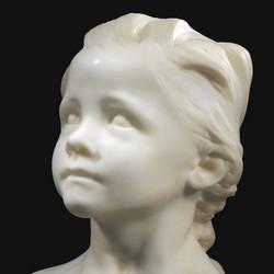 La petite châtelaine - C. Claudel