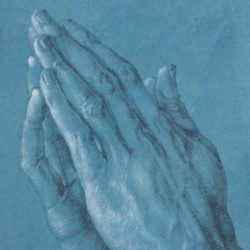 Praying hands - Dürer