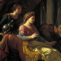 The Meeting of Dido and Aeneas - Nathaniel Dance-Holland