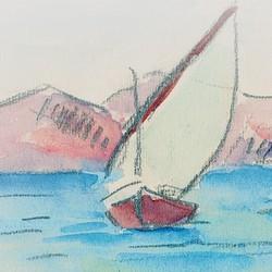 La barca - Josep Sebastià Pons