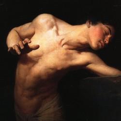 Narcissus - Gyula Benczúr