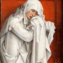 Calvary - Rogier van der Weyden
