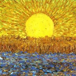 The Sower - Vincent van Gogh